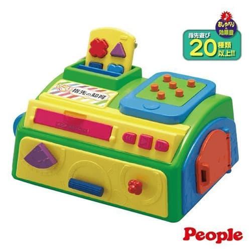 Hộp đồ chơi luyện ngón tay trẻ sơ sinh