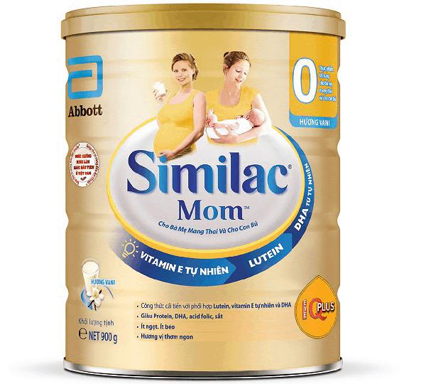 Sữa bầu Similac Mom