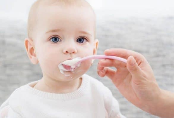 Cách chữa ọc sữa ở trẻ sơ sinh