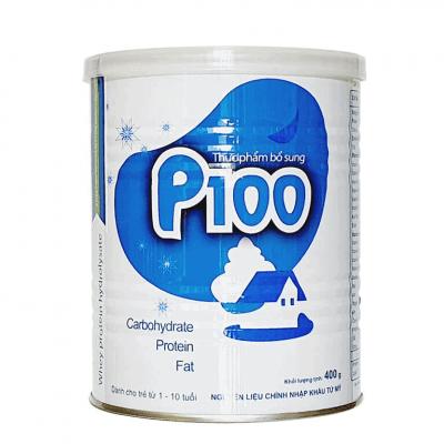 Sữa P100 có thực sự tốt hay không?