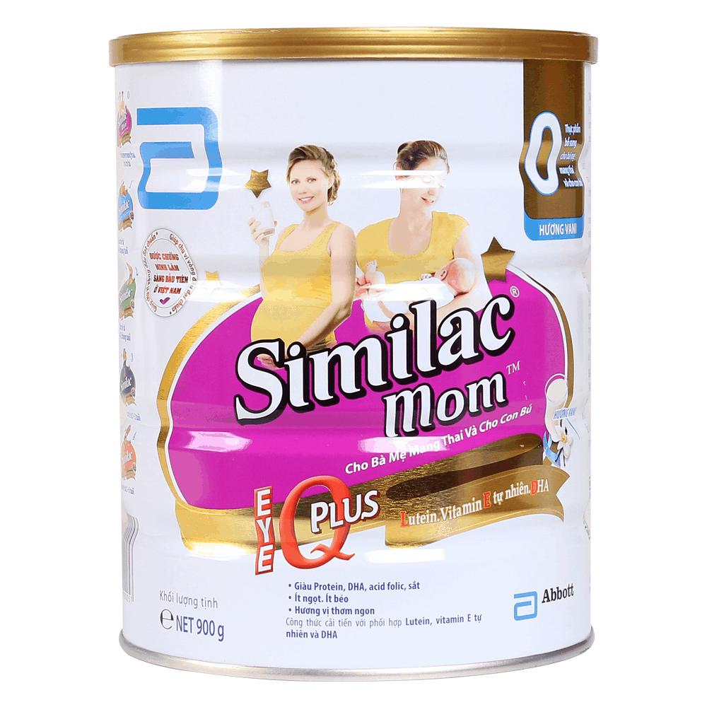 Sữa Similac Mom giá bao nhiêu