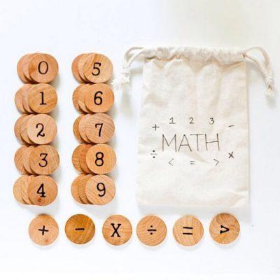 Đồ chơi với các phép toán