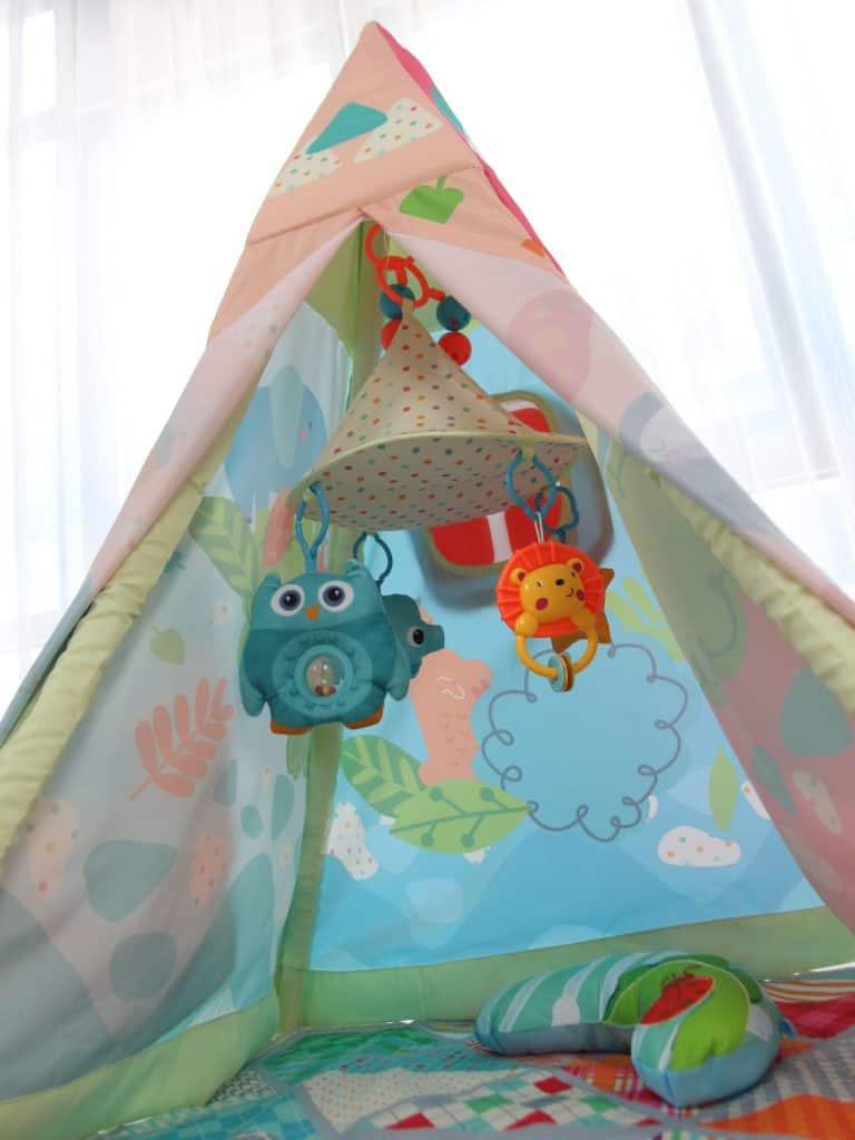 Đồ chơi lều mini cho bé