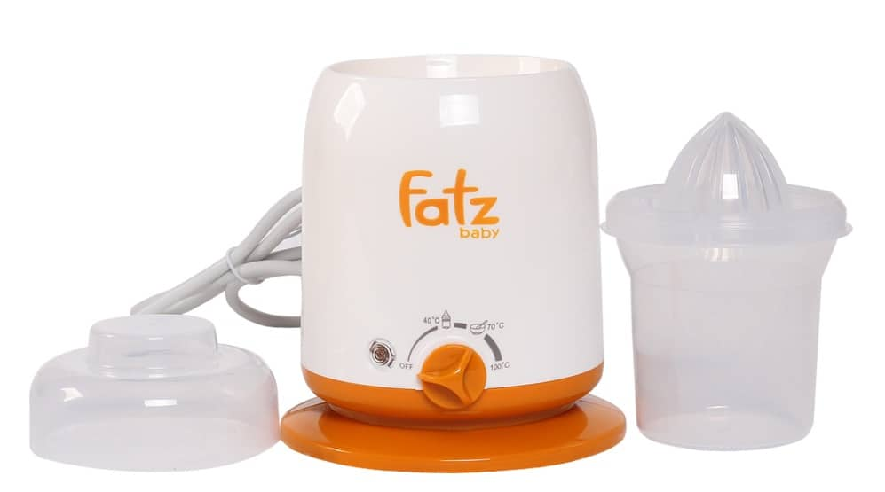 Máy hâm sữa Faztbaby FB3002SL