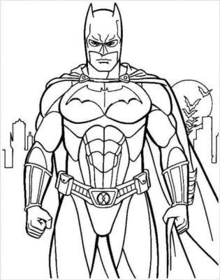 Tranh siêu anh hùng