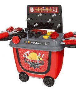đồ chơi nhập vai xe đẩy dụng cụ kỹ sư