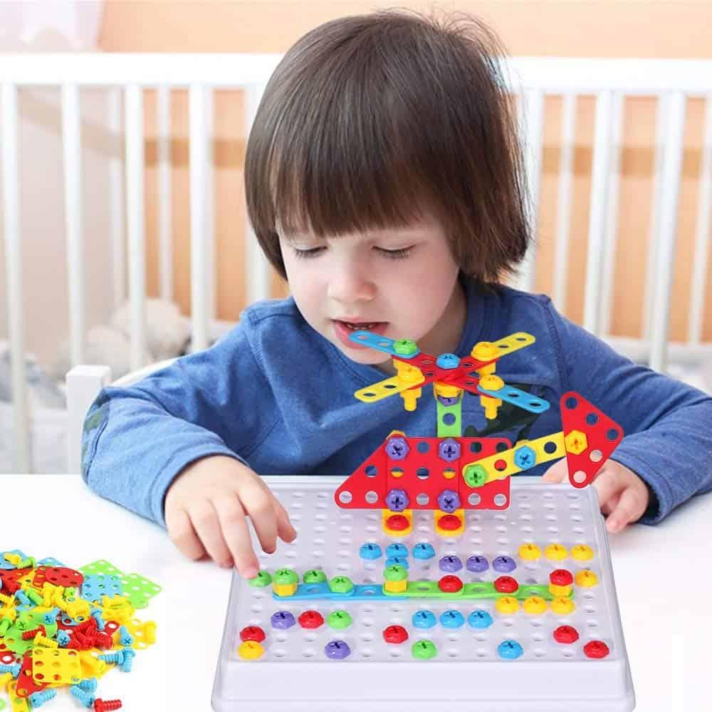 Đồ chơi cho bé dưới 1 tuổi