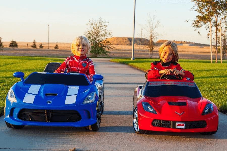 Xe đồ chơi trẻ em tự lái mang lại lợi ích như thế nào
