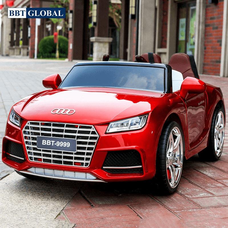 Xe đồ chơi trẻ em tự lái Audi TTS BBT – 9999