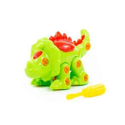 Đồ Chơi Lắp Ráp Triceratops Cho Bé