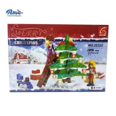Bộ lego giáng sinh hạnh phúc vui vẻ