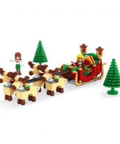 Bộ lego giáng sinh vui vẻ