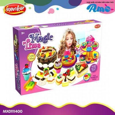 Đồ chơi đất nặn bánh Cupcake chất lượng cao