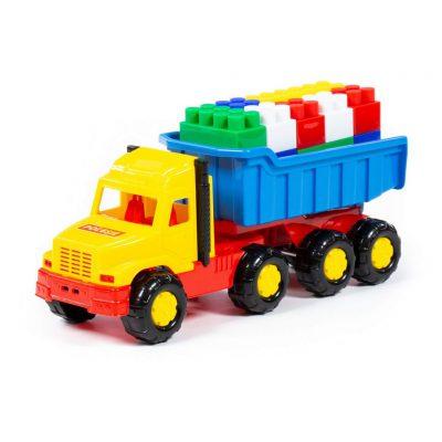 Đồ Chơi Xe Tải Bộ Lắp Ghép Lego