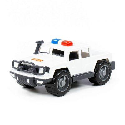 Xe Jeep Cảnh Sát Hộ Tống Đồ Chơi