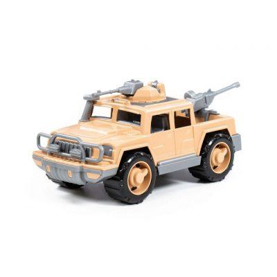 Đồ Chơi Xe Jeep Quân Đội Màu Nude