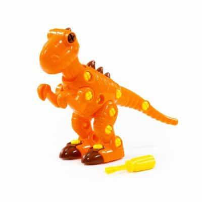Đồ Chơi Lắp Ráp Khủng Long T-rex