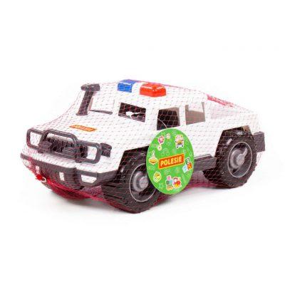Đồ chơi Xe Jeep cảnh sát hộ tống