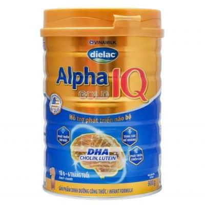 sữa Dielac Alpha gold Step 1 có tốt không